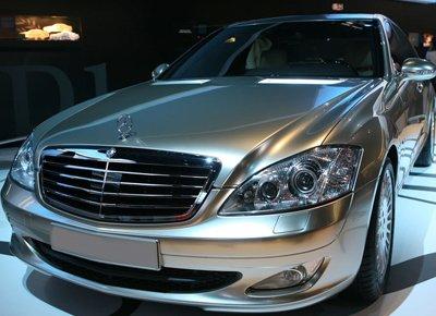 Luxury wedding cars in hampshire